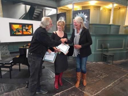 ~Publieksprijs Kunst Achter De Ramen 2016