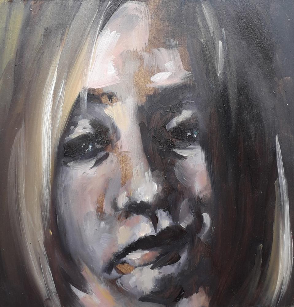Klein portretje